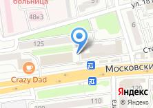 Компания «Новая аптека» на карте