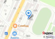 Компания «Калининград Карго» на карте