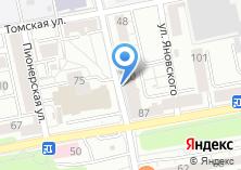 Компания «Энергогазинвест» на карте