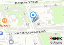 Компания «Учебник39.ру» на карте
