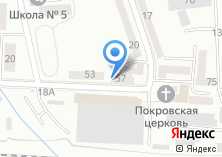 Компания «Farfor» на карте