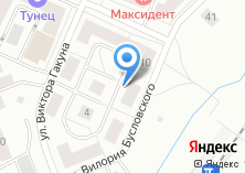 Компания «Россвет+» на карте