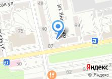 Компания «KDpizza.ru» на карте