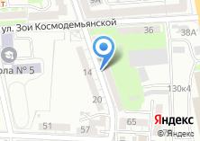 Компания «Нотариус Рябова Н.Н» на карте