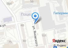 Компания «Рекстрой» на карте