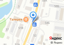 Компания «Курочкино» на карте
