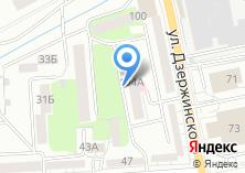 Компания «Детская городская поликлиника №5» на карте