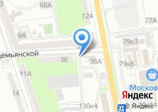 Компания «Магазин цветов на ул. Зои Космодемьянской» на карте