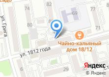 Компания «Строитель Калининграда» на карте