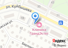 Компания «БЕРиКС» на карте