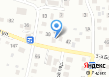 Компания «Контакт» на карте