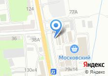 Компания «333555» на карте