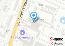 Компания «Подвеска» на карте