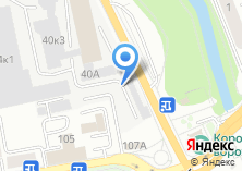 Компания «Аккумуляторный центр» на карте