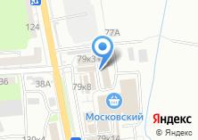 Компания «Рыбалка» на карте