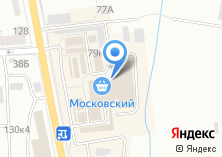 Компания «Казачий разъезд» на карте