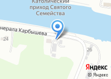 Компания «Водно-спортивная станция спортивного центра морской и физической подготовки» на карте