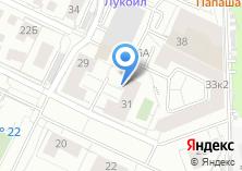 Компания «ГазСпецСтрой» на карте