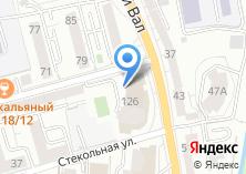 Компания «КалининградЦемент» на карте
