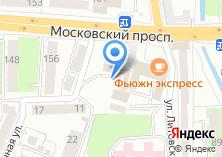 Компания «Мастерская по ремонту глушителей» на карте