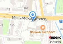 Компания «Автомелочи» на карте