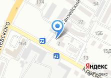 Компания «КДСМ» на карте