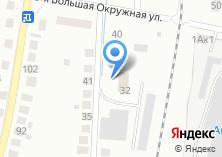 Компания «Исткон рус» на карте