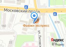 Компания «Ноутбук сервис» на карте