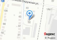 Компания «ТехДоктор» на карте