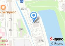 Компания «Стоматологическая клиника доктора Лебедева» на карте