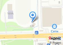 Компания «ДЮСШОР №5 по футболу и гандболу» на карте