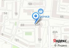 Компания «Адвокатский кабинет Вербянской А.Б» на карте