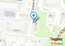 Компания «Калининградагропромэнерго» на карте