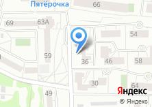Компания «Бюро-Экспресс» на карте