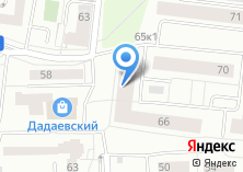 Компания «Дадаевский» на карте