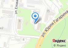 Компания «НРК» на карте