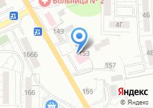Компания «КЛИНИКА ЛАЗАРЕВОЙ» на карте