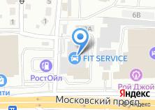Компания «Эвакуатор экспресс» на карте