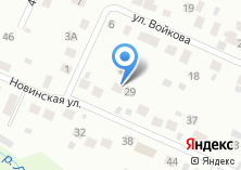 Компания «Колесный мастер» на карте