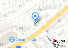 Компания «Служба организации безопасности дорожного движения» на карте
