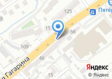 Компания «Абарис» на карте