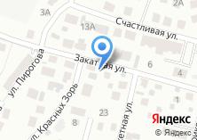 Компания «ТВК Макс» на карте