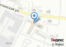 Компания «Топ-Элемент» на карте
