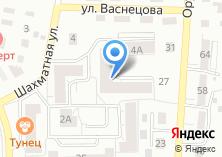 Компания «Строящийся жилой дом по ул. Шахматная» на карте