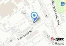 Компания «Калининградская межобластная ветеринарная лаборатория» на карте