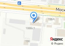 Компания «Энтур» на карте