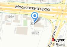 Компания «ТехноФранц» на карте