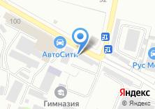 Компания «Алкооптторг» на карте