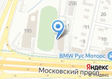 Компания «ДельтаСтрой» на карте