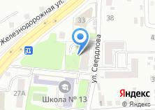 Компания «Моно-Трест» на карте